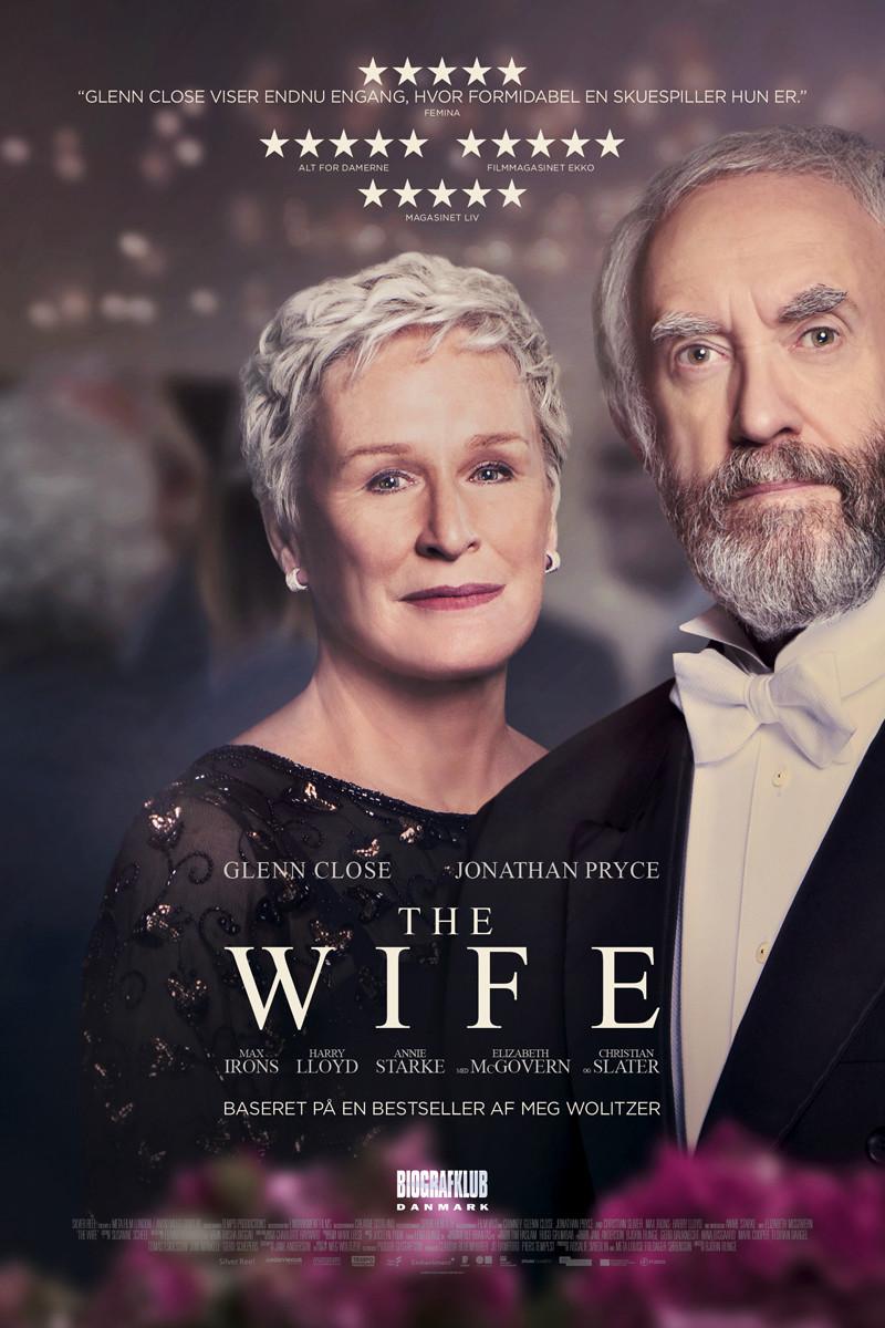 The Wife 2d Nordisk Film Biografer Find Det På Kultunaut
