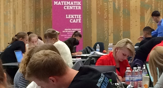 Online Matematikcafe