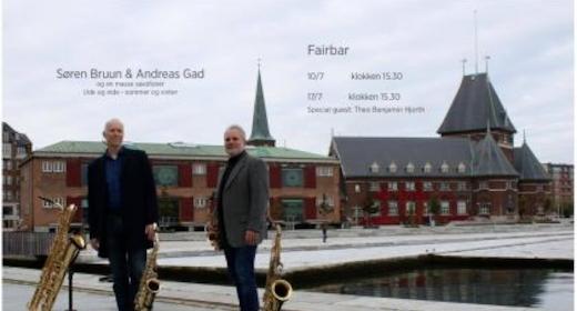 Søren Bruun & Andreas Gad