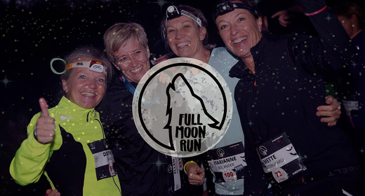 Full moon run 2020