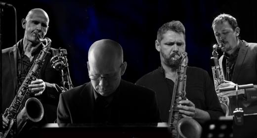 Mine store idoler: Michael Olsen // Aarhus Jazz Orchestra