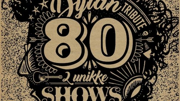 Dylan 80 - fødselsdagshyldest til Bob Dylan over to aftener