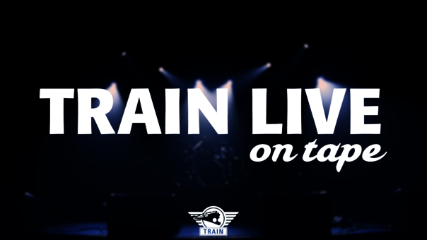 Train live on tape