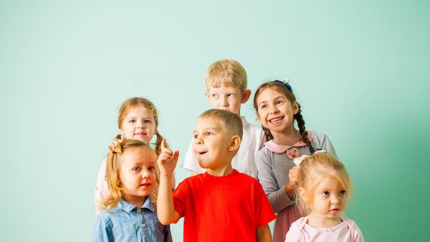 Sangkor for alle sangglade børn