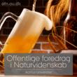 Smagen af øl (via livestream fra Aarhus Universitet)