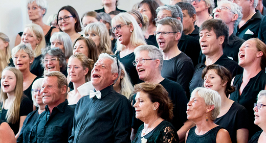 Roskilde Gospel Choir Koncert