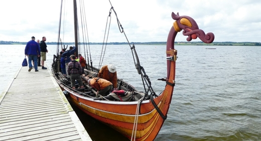 Kursus / Course: Sejl et Vikingeskib / Sail a Viking ship