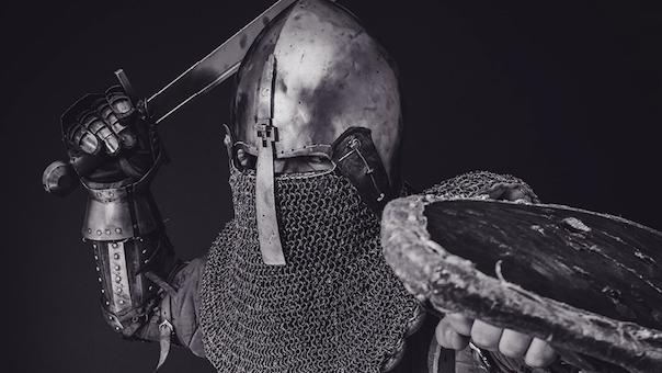 Omvisning: 5 krigeriske fortællinger