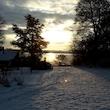 Vinterbadning, finsk sauna og brunch