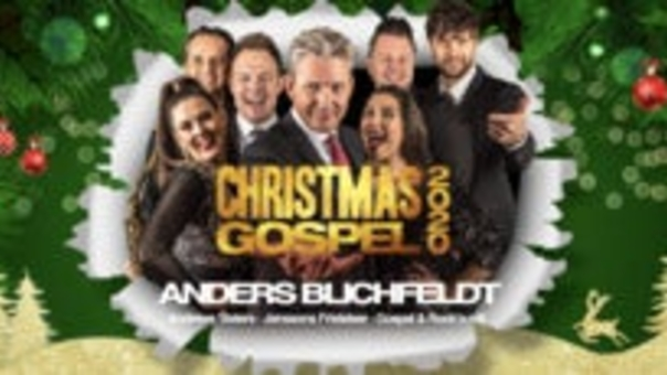 Anders Blichfeldt - Christmas Gospel 2020