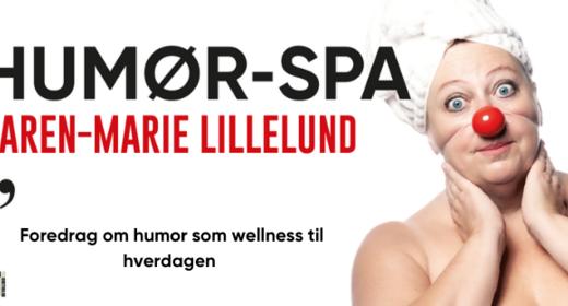 Humør-Spa med Karen-Marie Lillelund på Sønderborg Teater