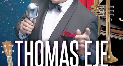 Thomas Eje - One Man Christmas Show - Sønderborg Teater