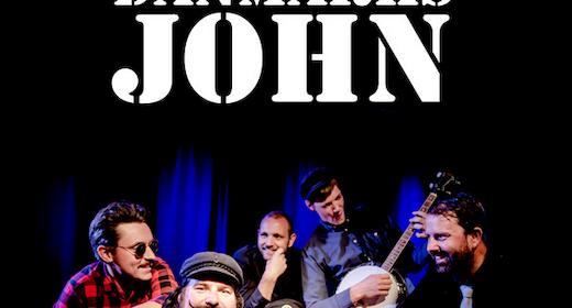 Open Air Koncert med Danmarks John