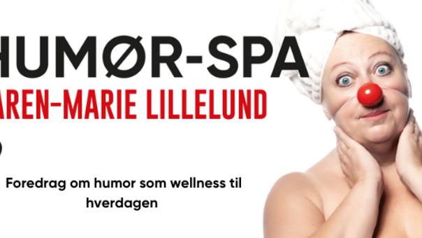 Humør-Spa med Karen-Marie Lillelund på Chr VIs overdrevskro