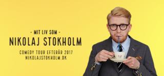 Mit liv som Nikolaj Stokholm