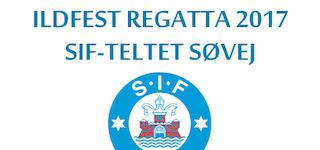 Ildfest Regatta 2017, SIF Teltet