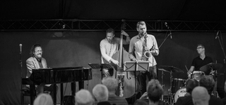 Jazz på Dansk ved Martin Schack Quartet
