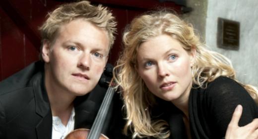 Helene Blum og Harald Haugaard