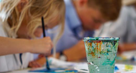Malerskole for børn