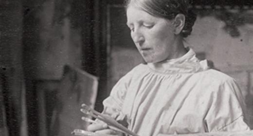 I Anna Anchers fodspor