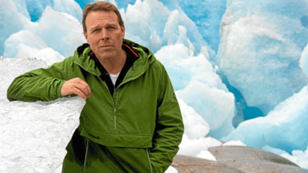 Mikkel Beha tager til Svalbard