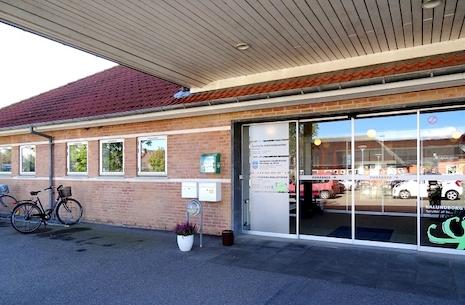 Bibliotekscafé i Svebølle Kvikbibliotek torsdag d. 4. juni