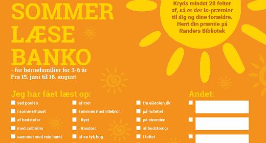 Sommer-læsedysten