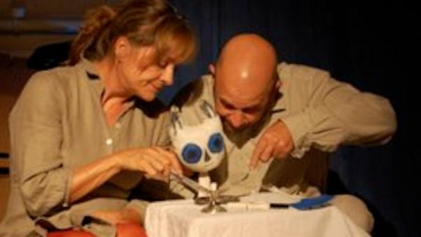 Teater: Mis Med De Blå Øjne (3-8 år)