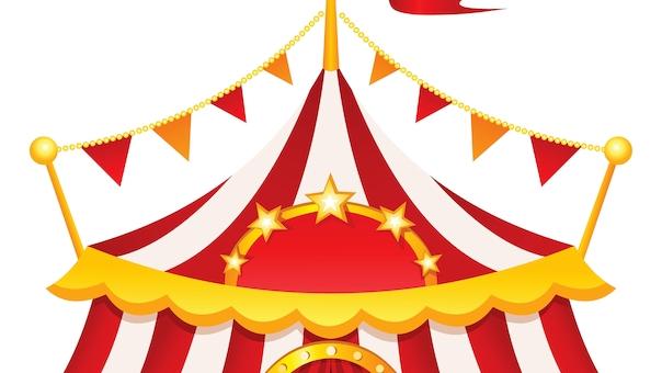 FAR-BARN-BIBLOLEG: Pippi Langstrømpe i cirkus Ølstykke for de 5-8 årige med fædre
