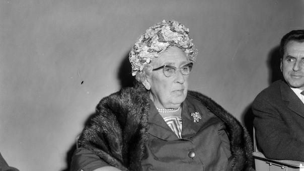 100 år med Agatha Christie