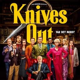 Knives out - var det mord.