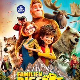 Familien Bigfoot.