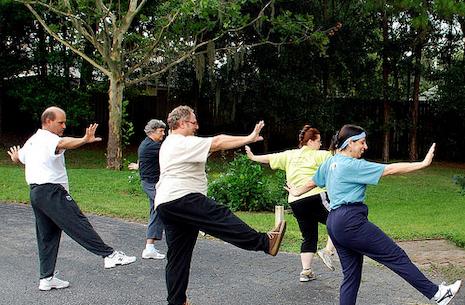 Idræt for Seniorer