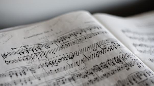 Beethoven og Brahms i Fejø Kirke
