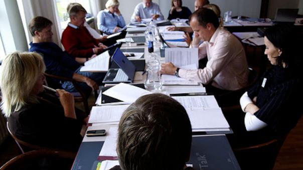 Orienteringsmøde - menighedsrådsvalg i Hurup