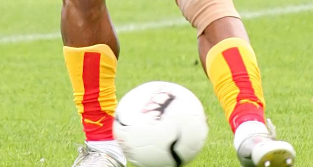 Fodboldkamp Herre-DS 2021-22 Pulje 4 - Odder mod AaB