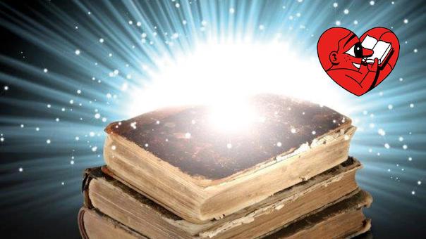 Eventyret mellem bøgerne
