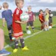 Fodboldtræning for drenge- begynder- alder 5-6 år