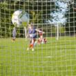 Fodboldtræning for drenge- begynder- alder 9-10 år