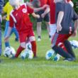 Fodboldtræning for drenge- begynder- alder 7-8 år