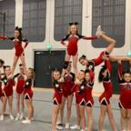 Konkurrence Cheerleading 7-11år