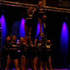Konkurrence Cheerleading 11-15 år