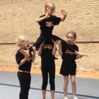 Leg og sjov med spring, akro og cheer (4-7 år)