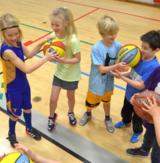 Basketball i Stensballe for børn (6-11 år)