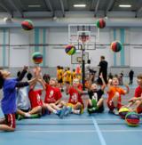 Basketball i Torsted for børn (6-11 år)