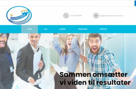Kursus Og Netværksmøde: Skab Din Egen Hjemmeside - Med One.com