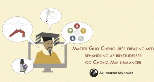 Webinar: Master Guo Cheng Jie's Erfaring Med Behandling Af Brystlidelser Og Chong Mai Ubalancer