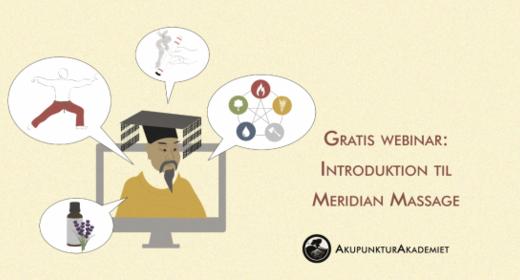 Gratis Webinar: Introduktion Til Meridian Massage
