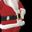 Da julemanden faldt i et sort hul