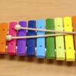 Musikalsk legestue på Biblioteket i Vildbjerg